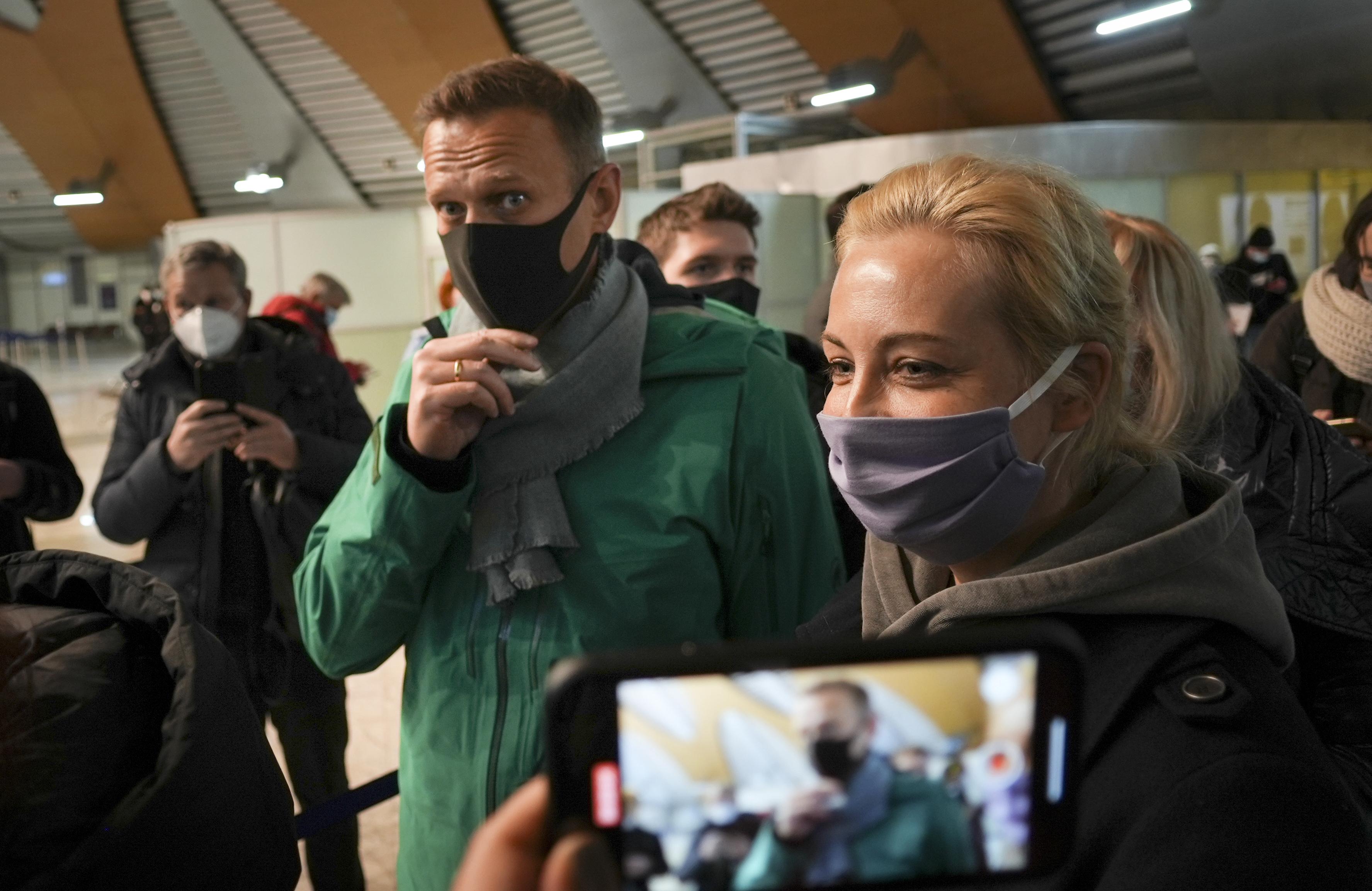 APTOPIX_Russia_Navalny_35028