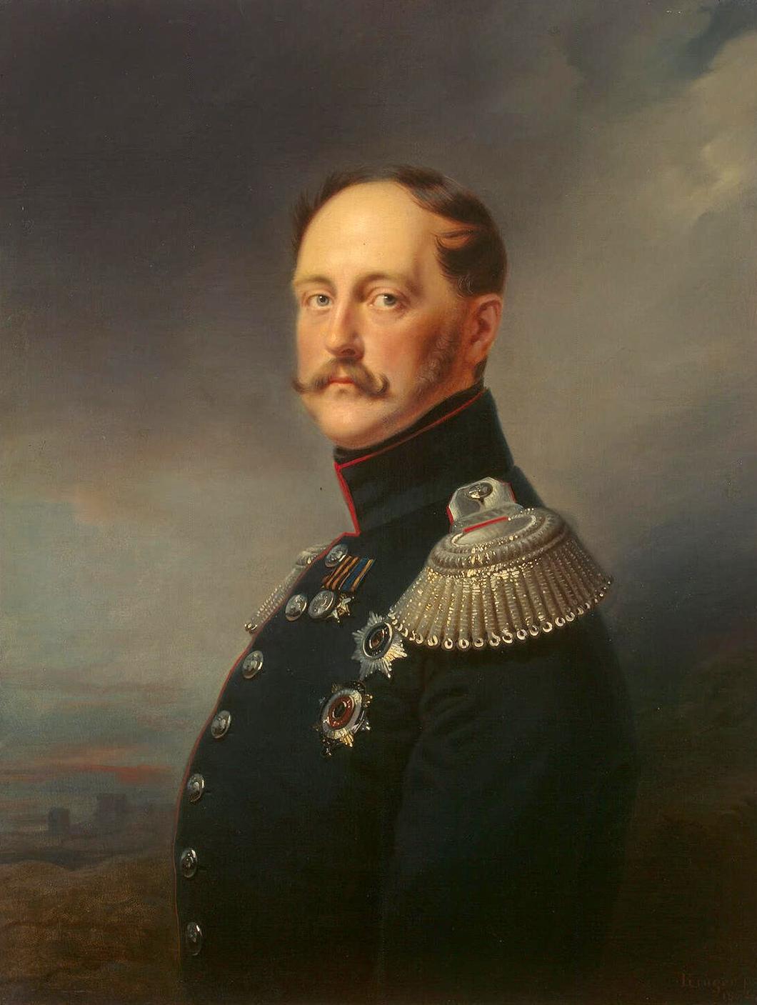 content_Franz_Kr_ger_-_Portrait_of_Emperor_Nicholas_I_-_WGA12289