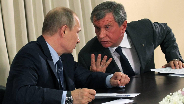 Путин_и_Сечин