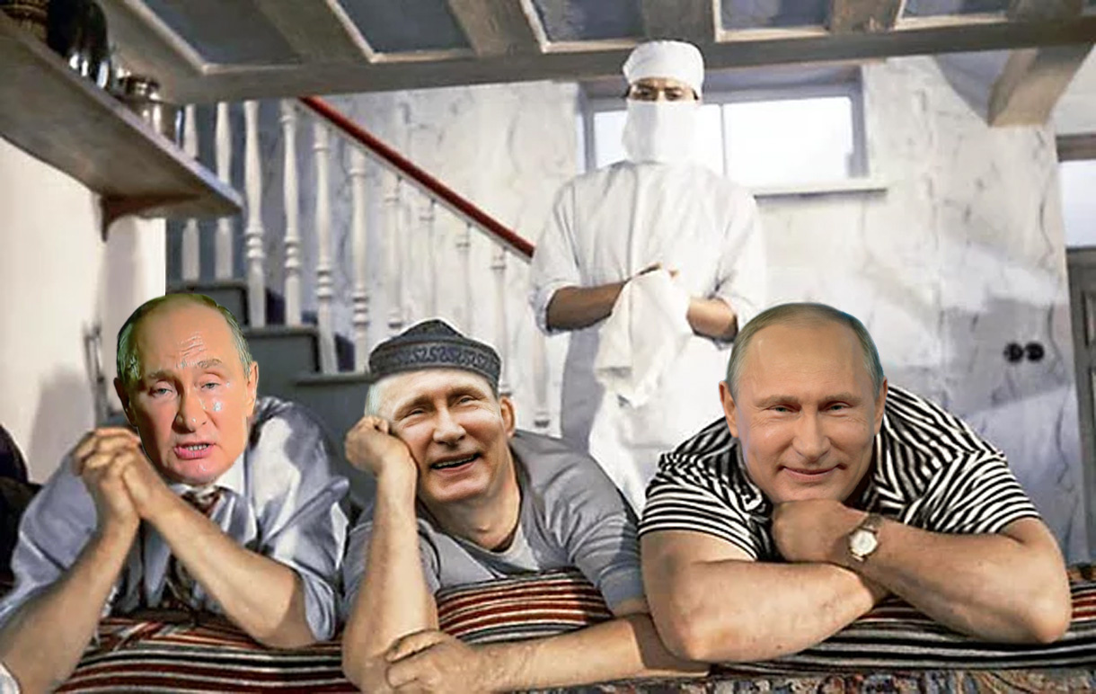 Путин пообещал привиться