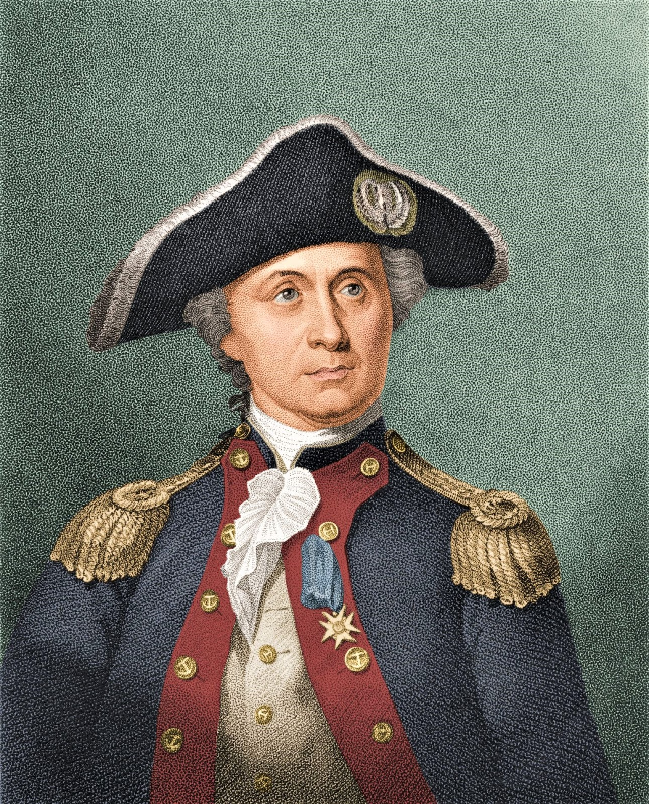 John Paul jones amiral