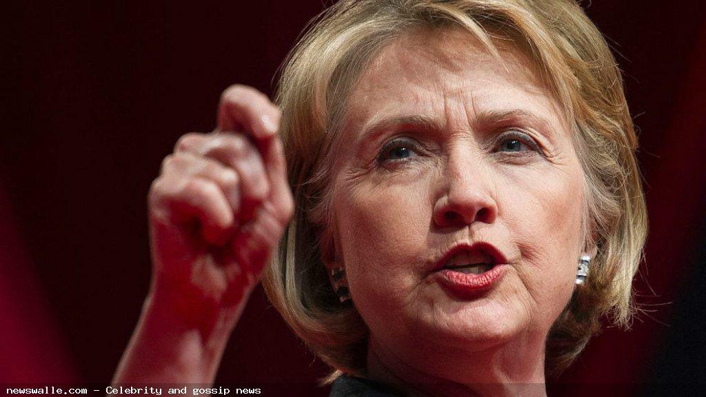 Хиллари зажмет мягкое подбрюшье Вовыs