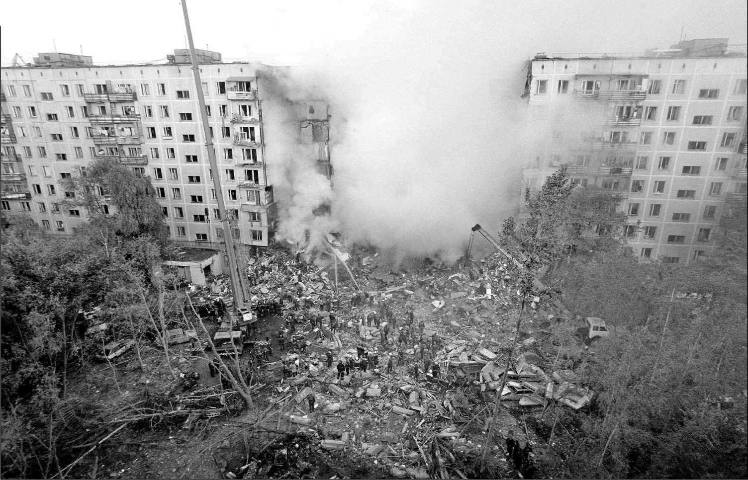 8 сентября 1999 года, улица Гурьянова