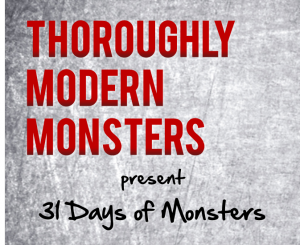 31 days of monsters