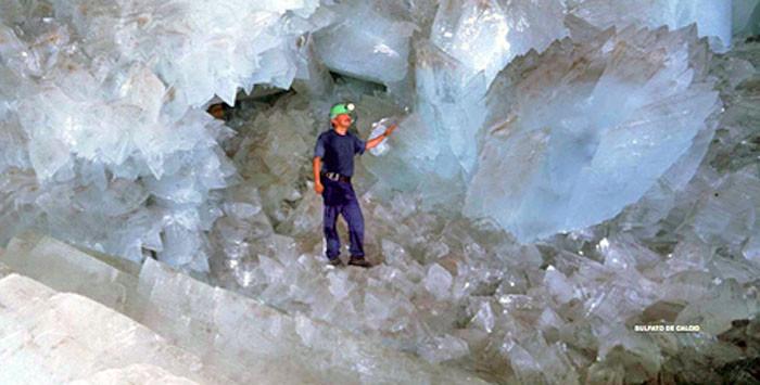 Кристаллы в горах ставрополья фото