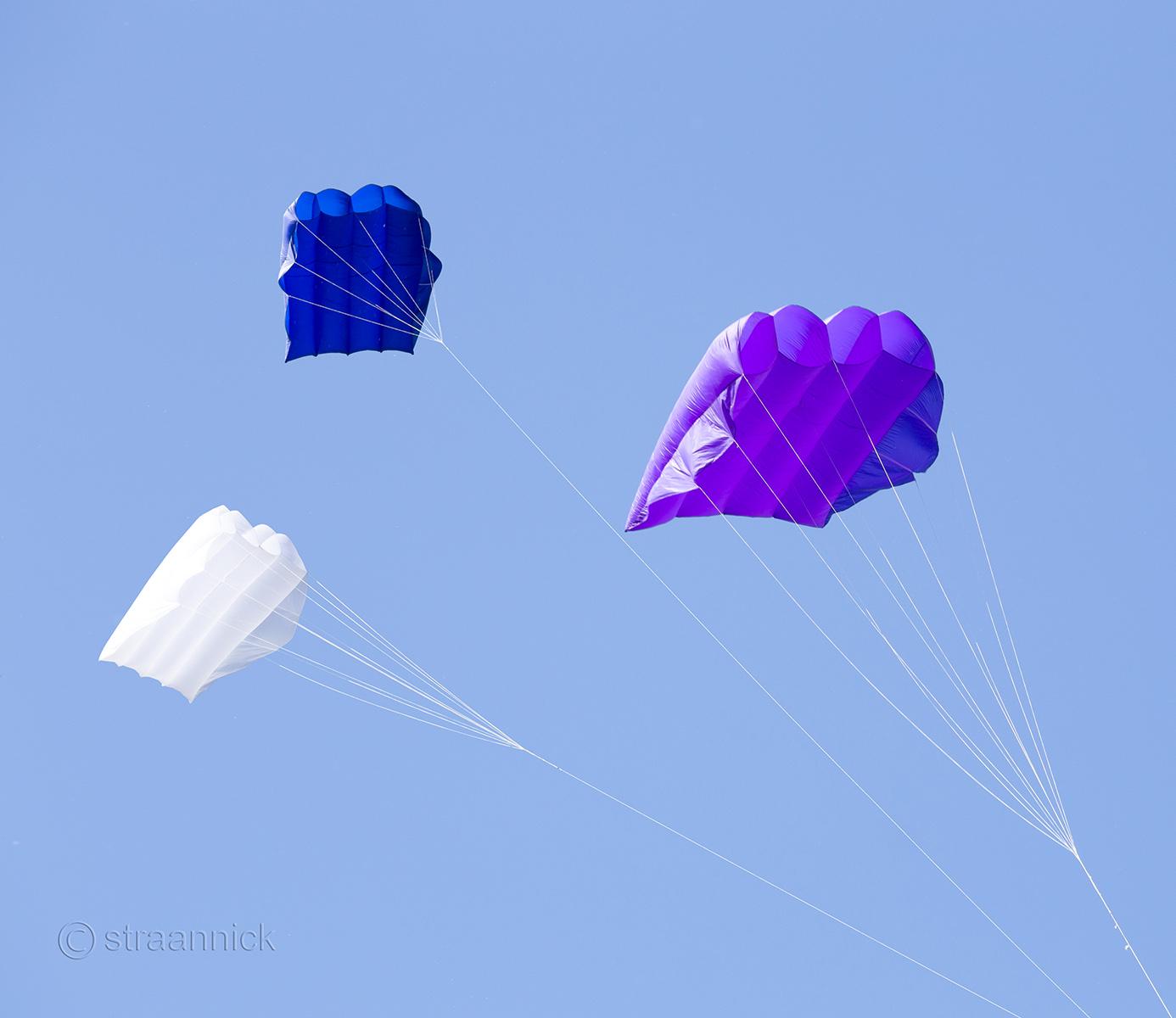 Воздушные змеи. Фестиваль Пёстрое небо. Царицыно. Москва. The kite festival.