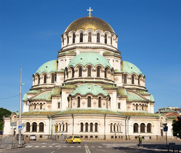 Храм Святого Александра Невскогов Софии