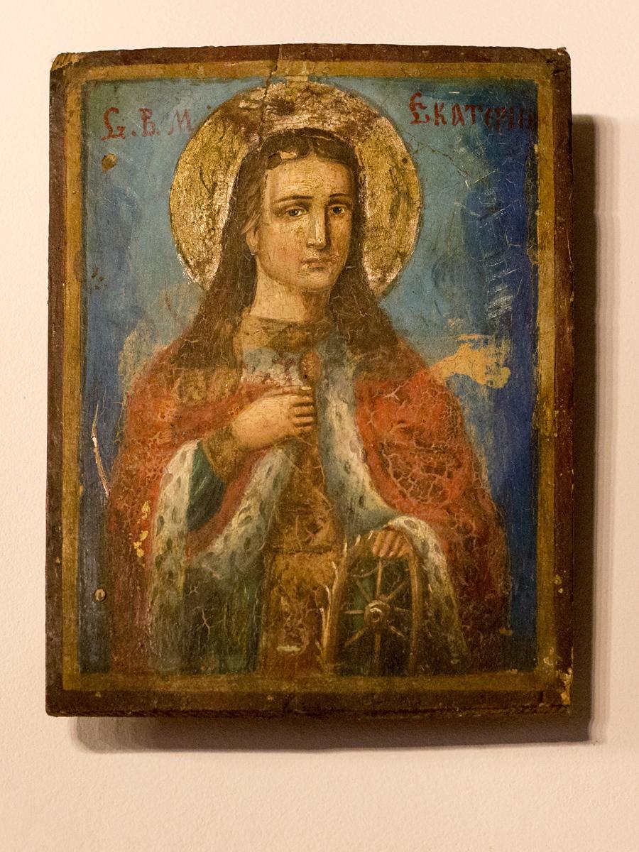 Храм монастыря Святых Константина и Елены. Варна, Болгария
