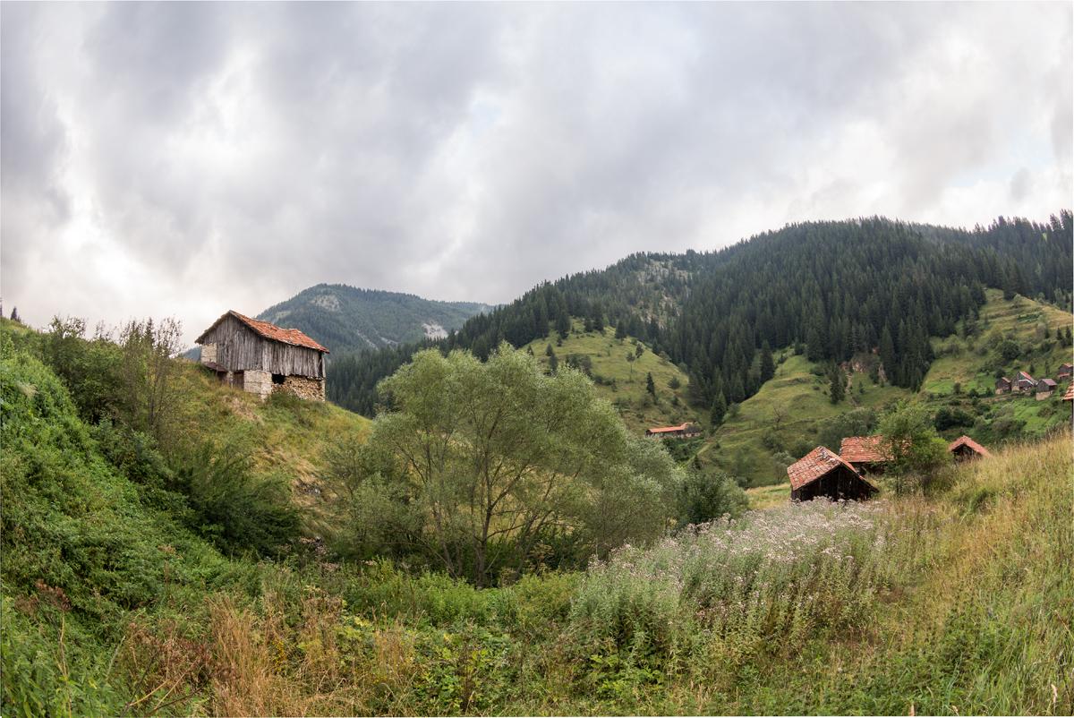 Болгария. Родопи. Мугла. Bulgaria. Rhodope mountains. Mugla village