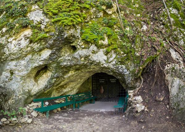 Болгария. Ягодинская пещера-жилище. Имамова дупка