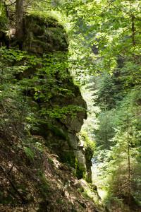 Болгария. Родопи. Водопад Свети Дух