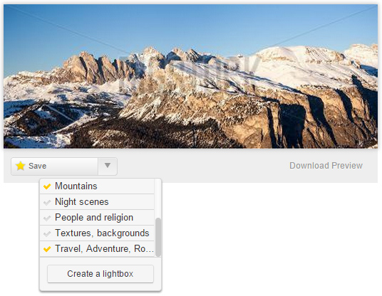Фотосток, микросток bigstokphoto лайтбоксы (saved)