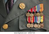 Фотостоки, микростоки. Темы (тренды) мая. День памяти, медали (Memorial Day, medals)