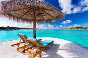 Фотостоки, микростоки. Темы (тренды) мая. Пляжный зонт (Beach umbrella)