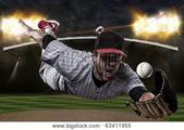 Фотостоки, микростоки. Темы (тренды) апреля.  Бейсбол. Baseball