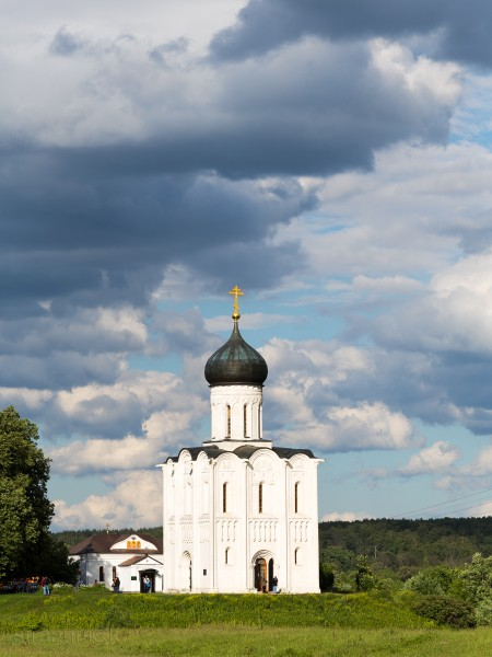 Christianity, Orthodoxy. Church of the Intercession on the Nerl. Христианство, православие. Церковь Покрова на Нерли