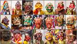 Иллюстрированная буддийская сакральная мистерия Чам (Цам) - предисловие