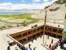 Тибетские театральные представления и мистерия Цам