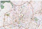Непал. Карты Катманду, Патана и окрестностей. Nepal. Maps of Kathmandu, Patan and surroundings
