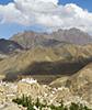 Lamayuru monastery. Монастыри Ладакха. Ламаюру (свастика)