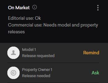Microstock EyeEm, model and property releases. Фотосток, микросток, получение релизов модели и собственности