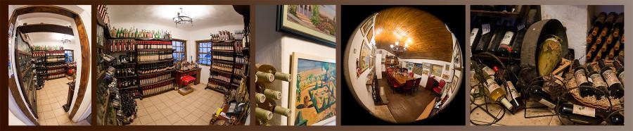 Болгария, Балчик - Queen's Winery House Wine Testing Gallery