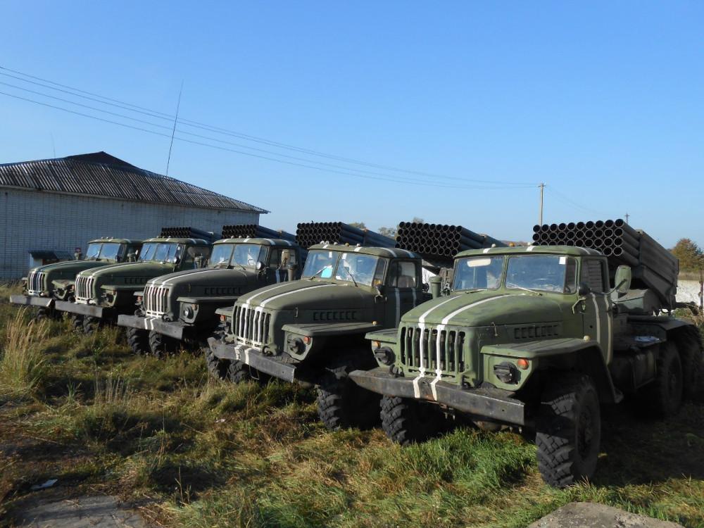 Ещё украинские Грады по Крыму не стреляли 08.08.2016 1