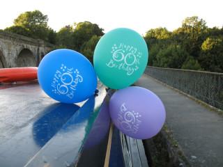 Mum's balloons