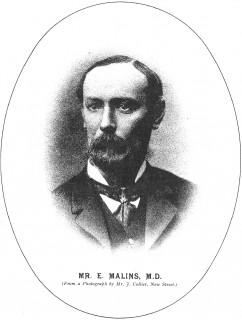 Edward Malins
