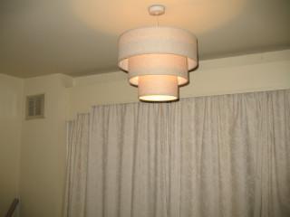 Bedroom light shade