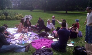 35 St George's Field picnic 1