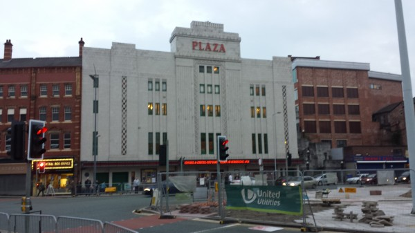 The Stockport Plaza