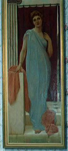 Portrait in Alice's room