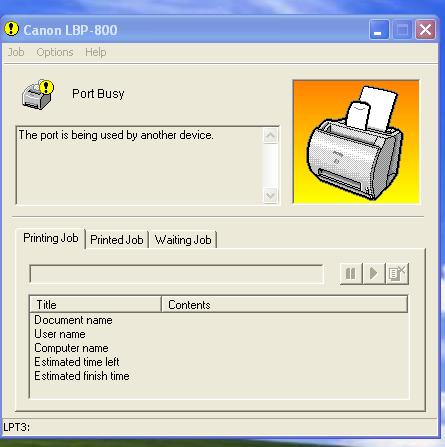 Canon Lbp 800 Драйвер Для Windows 7
