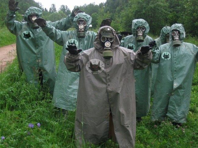 Общество защиты киборгов