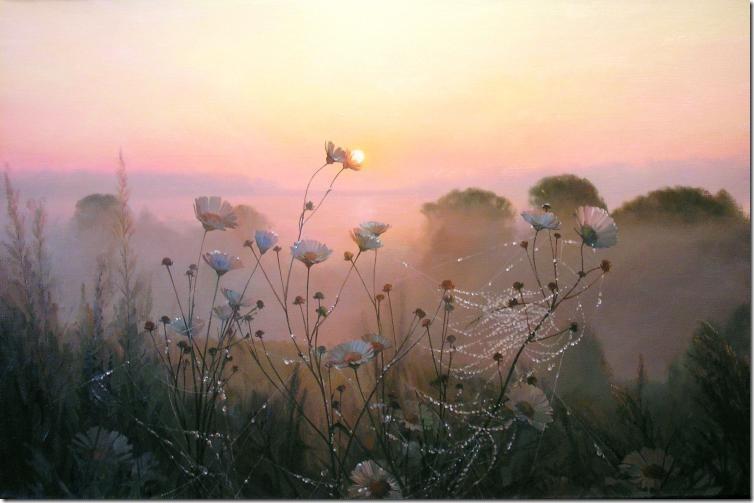 Утреняя роса