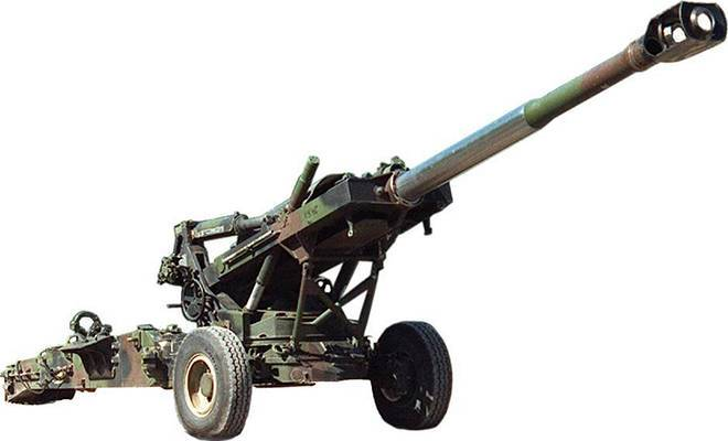 Индия закупит американские 155-мм гаубицы М777