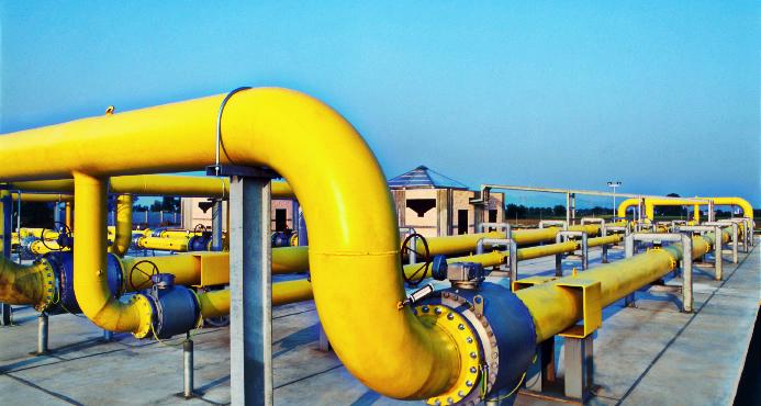 газопровод через украину