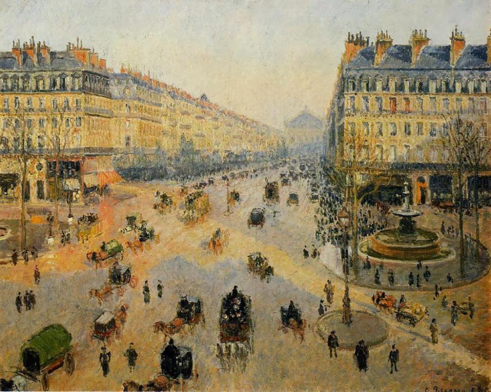 Gustave Caillebotte (1848-1894) (54)