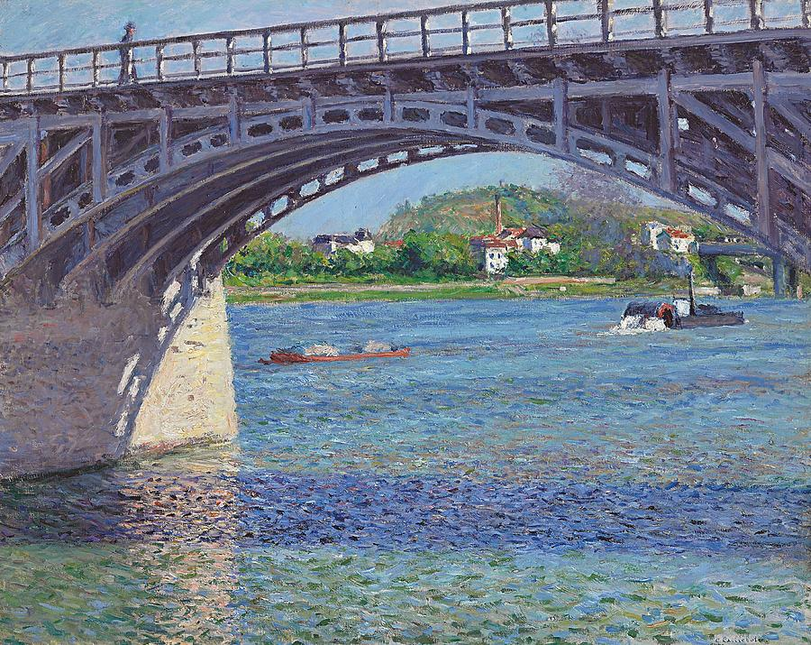 the-bridge-at-argenteuil-and-the-seine-gustave-caillebotte
