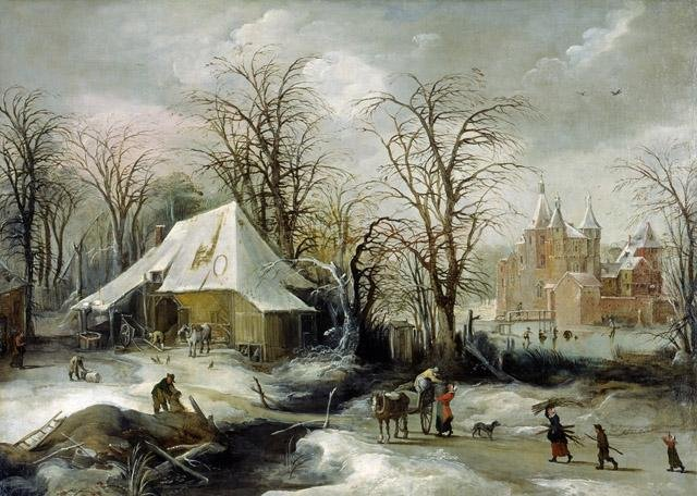 winter-scene-by-joos-de-momper