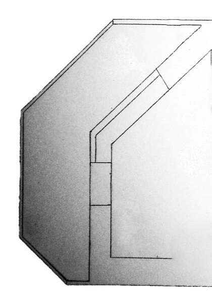 План балкона