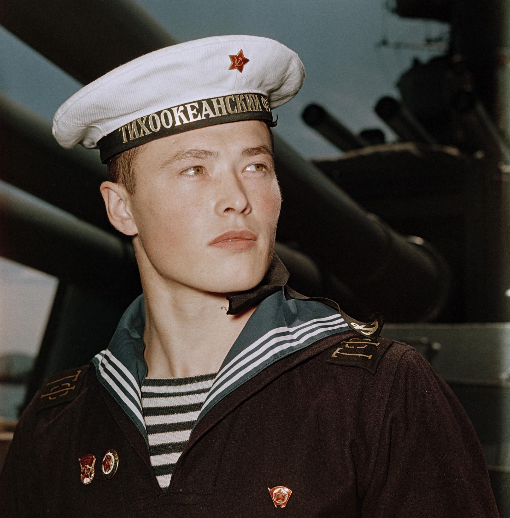 фото военных моряков ссср