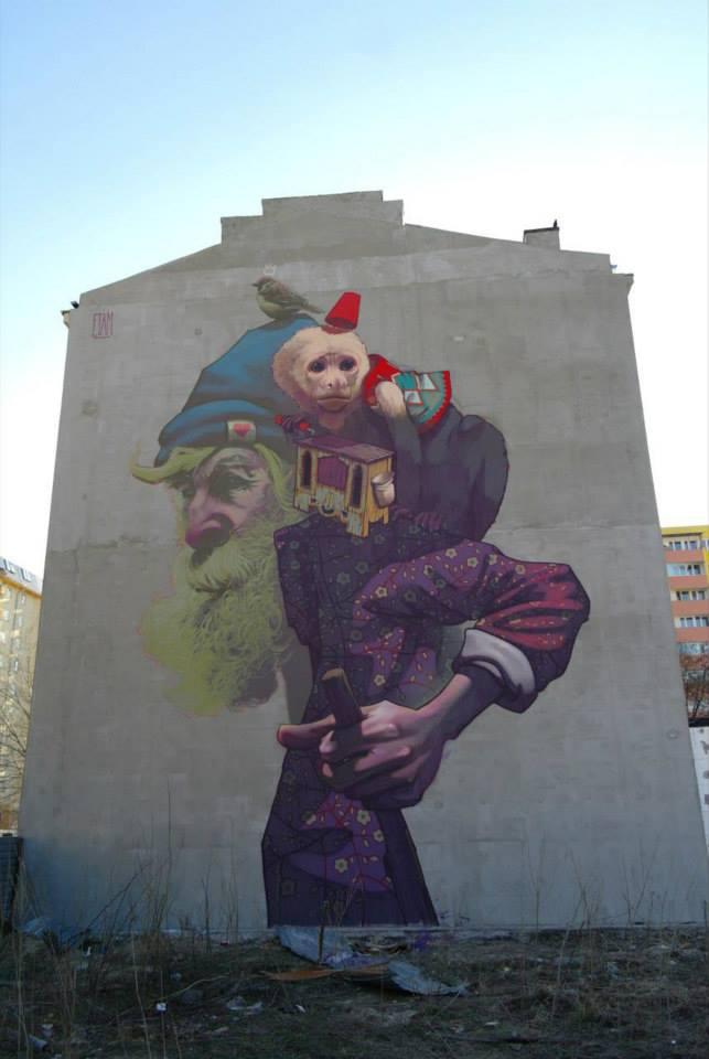 Etam Crew, Warsaw