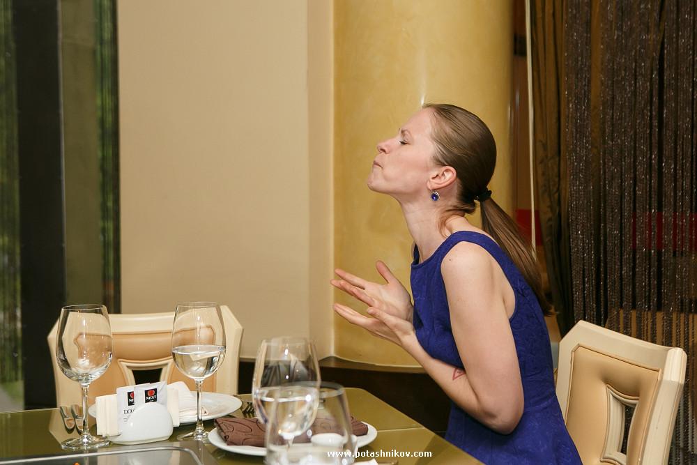 Презентация шоу Теппаньяки в ресторане Dolce Vita в гостинице Crowne Plaza в Минске. Рекомендую!