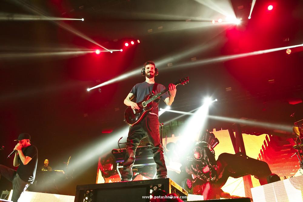 Фотографии с концерта группы Linkin Park в Минске в Минск-Арене. Photos concert Linkin Park in Minsk Belarus
