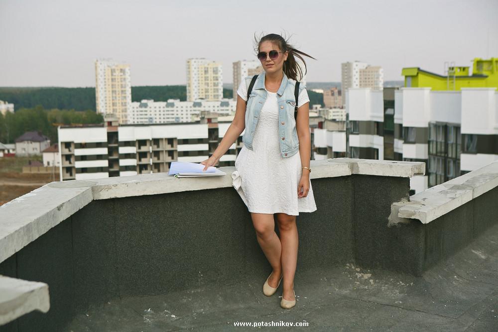 Презентация новой Боровой или как мы отдыхали на крыше. А так же фотоконкурс для вас