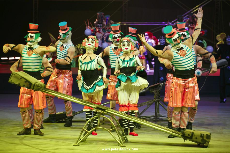 фотографии шоу кукла цирк