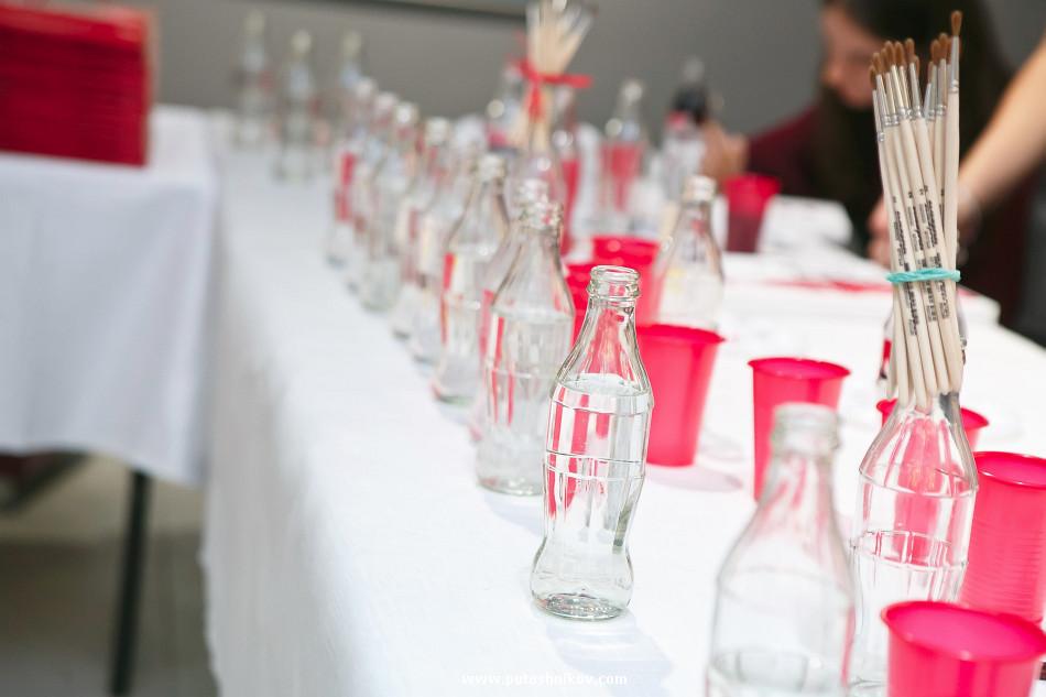 день рождения coca cola 100 лет бутылке кока кола