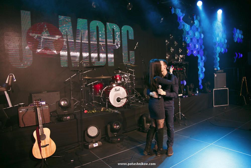 Фотографии с концерта группы J-mors с новым альбомом Воздух в Prime Hall в Минске